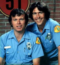 Emergency! (Randolph Mantooth was on my list of prospective husbands back then too!)