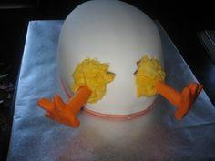 Chicken cake (CARLA!!!!!!!!)