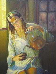 Pintores Argentinos - Florencia Menendez
