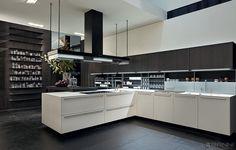 En T - Twelve Handle by Varenna - muebles de cocina de lujo