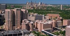 """""""Aerial view of MD Anderson"""" MD Anderson Cancer Center   Glassdoor Photos"""