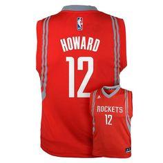 62c391795c0d Boys 8-20 adidas Houston Rockets Dwight Howard Jersey. Adidas Nba JerseyDwight  HowardAdidas KidsJames HardenJersey ...