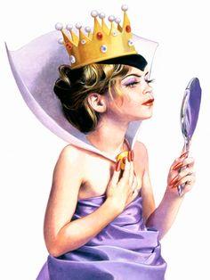 Titti Garelli - Bambine Cattive, Mirror Mirror