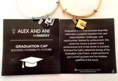 Alex and Ani Graduation Cap