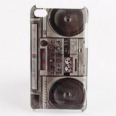 Etui+de+Protection+Style+Radio+Cassette+pour+iPod+Touch+4+–+EUR+€+2.96