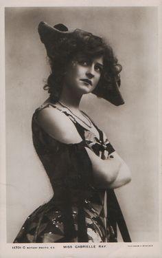 Gabrielle Ray (Rotary 11701 C)