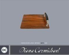 Cheese Board Large 30x20cm - Impondo Zulu Collection - Diana Carmichael design. shop now at www.GoodiesHub.com