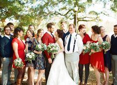 Modern South Carolina Wedding by Landon Jacob - Southern Weddings Blue Wedding, Wedding Bride, Wedding Colors, Wedding Styles, Wedding Poses, Wedding Ideas, Wedding Stuff, Groom Looks, Bridesmaids And Groomsmen