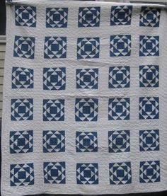 Unknown Pattern Name Quilt at www.antiquequilts.com/catalog16.htm#16844