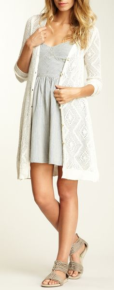 i just want the long cardigan!