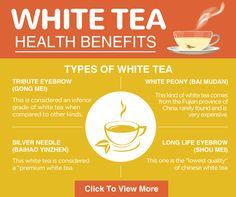 17 Proven White Tea Benefits That Will Surprise You - Tea benefits chart - White Tea Benefits, White Peony Tea, Natural Energy Sources, Yerba Mate Tea, Orange Blossom Honey, Tea Plant, Health Benefits, Healthy Living, Nutrition