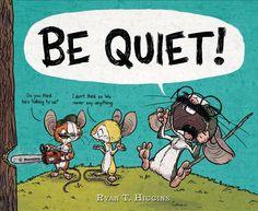 Be Quiet! Cover