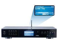 VR-Radio Internetradio-Tuner IRS-820.HiFi mit Digitalradio DAB+ & UKW http://j.mp/VR-Radio-Internetradio-Tuner  http://j.mp/hilfetest-über-VR-Radio