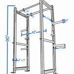 Power Rack Design Measurements