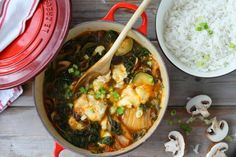 Kaikki äitini reseptit: Korealainen soppa