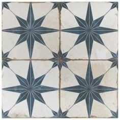 Add a touch of vintage industrial design to your home decor by choosing this Merola Tile Kings Flatlands Ceramic Floor and Wall Tile. Ceramic Wall Tiles, Mosaic Tiles, Backsplash Tile, Marble Mosaic, Cement Tiles, Mosaic Wall, Tile Art, Distressed Painting, Wall And Floor Tiles
