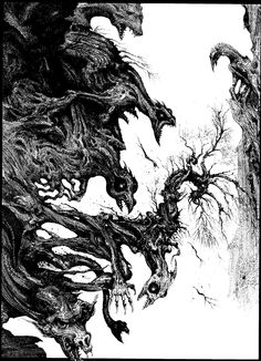 Image result for ian miller realm of chaos