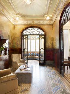 Salón del Dúplex Catalunya (¡Nuevo!) #h10hotels #h10 #h10catalunyaplaza #barcelona #boutiquehotel
