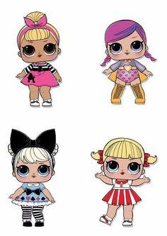 araceli cuevas somadossi's media statistics and analytics Birthday Diy, Birthday Parties, Surprise Images, Glitter Party Decorations, Lol Doll Cake, Paper Dolls Printable, Doll Party, Lol Dolls, Cute Cartoon