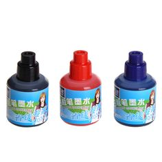 Genvana 20ml Refill Ink For Refilling Ink White Board Marker Pen
