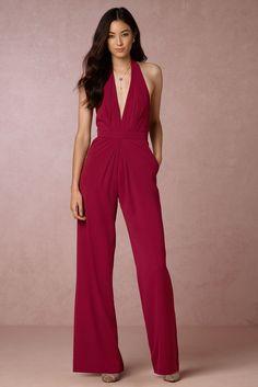 Mara Jumpsuit From @BHLDN · Jumpsuit For Wedding GuestWedding Guest DressesBridesmaid  ...
