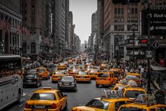 These are the best transportation apps for New Yorkers, whether you like your rides on-demand or are looking to navigate the traffic Ill Fly Away, Yellow Sea, Things To Do, Good Things, Taxi, New York City, Times Square, Transportation, Street View