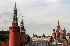 Kremlin e Catedral de São Basílio