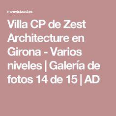 Villa CP de Zest Architecture en Girona - Varios niveles | Galería de fotos 14 de 15 | AD