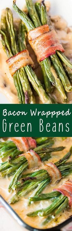 Try upgrading your Super 6 green beans this Christmas by wrapping them in bacon and smothering them in honey and mustard. Yum!