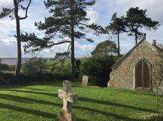 Dorset Adventure, Old Fleet Chapel.  happylittlefeather.com