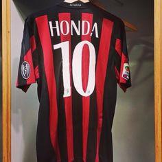 10 Keisuke #Honda #Milan
