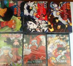 Inuyasha Complete Tv Series Dvd Box Set + Movies Eng Dub(1-167+4 Movies) + Final Action 1-26 End Perfect Collection in 32 Dvds All in English Audio. All Region = Region 0. Fx Dvds. Sold As Is ! ( Limits Sets)  http://www.videoonlinestore.com/inuyasha-complete-tv-series-dvd-box-set-movies-eng-dub1-1674-movies-final-action-1-26-end-perfect-collection-in-32-dvds-all-in-english-audio-all-region-region-0-fx-dvds-sold-as-is-limi/