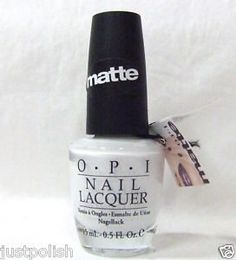 really want to get some matte white nail polish.