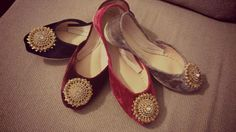 Khussa Shoes For Girls By H & Z