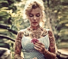 15 tatuaggi da donna da fare sulle braccia: sexy , sensuale o romanticona?
