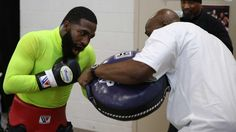 Having gotten his knockout groove back, Adrien Broner eyes quick...: Having gotten his knockout groove back, Adrien Broner… #AdrienBroner