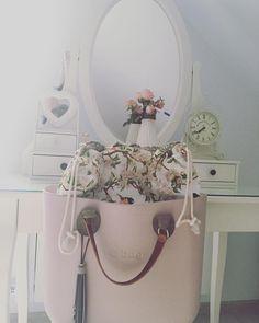 Obag pink smoke Pink Smoke, O Bag, Leather Bag, Fashion Inspiration, Lingerie, Wallet, Decoration, Clothes, Ideas