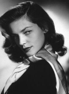 Lauren Bacall, Actress: The Big Sleep. Lauren Bacall was born Betty Joan Perske . Old Hollywood Actresses, Hollywood Icons, Old Hollywood Glamour, Golden Age Of Hollywood, Vintage Hollywood, Hollywood Stars, Classic Hollywood, Actors & Actresses, Classic Actresses