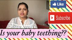 Tips to help teething baby-Tried and Tested #teething #remedies #baby #toddler