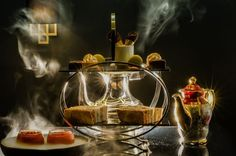 "<p>It's all a bit theatrical with tea at The Edgbaston. The boutique hotel is decked out like a Great Gatsby daydream, and the sweet bites on offer mix quirky flavours. The tea costs £22 per person. </p><p><a rel=""nofollow"" href=""http://www.theedgbaston.co.uk/""><b>Theedgbaston.co.uk</b></a></p>"