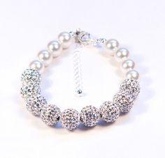 Pearl Bracelet UK by Jennifer Rose | Jennifer Rose Jewellery