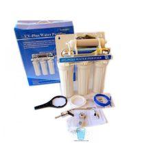 Equipo de filtracion con Ultravioleta Office Supplies, Aquariums, Home