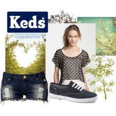 love this keds outfit. Is that weird?