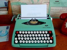 Typewriter , Smith Corona Corsair