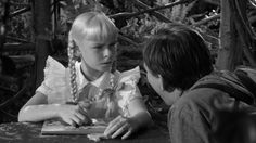"""I love """"bad children"""" movies. Or maybe I just really dislike good children. In any case, The Bad Seed is the Citizen Kane of bad childr. Jodie Foster, Kid Movies, Scary Movies, The Bad Seed, Movie Photo, Love Movie, Vintage Movies, Classic Movies, Classic Hollywood"""