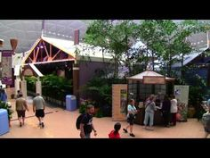 Festival Center at Epcot International Flower & Garden Festival 2014