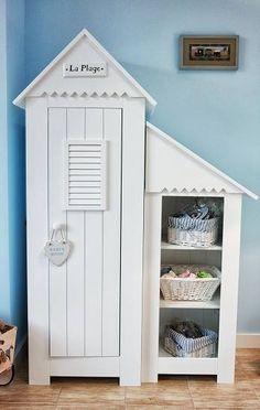 Шкаф бельевой Marsylia Pinio 1 дверь