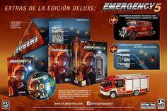 'Emergency 5′ ya a la venta ¿queréis ver el tráiler de lanzamiento?