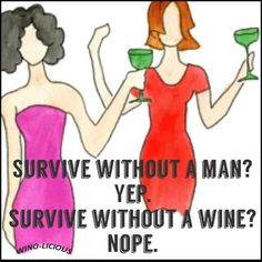 Without wine no hope<<< why are Facebook moms so obsessed with wine