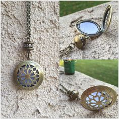 Super cute diffuser necklace! At a great price also! $10
